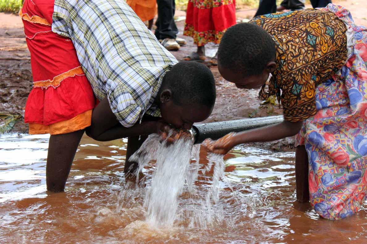 Labor de Entreculturas en Burundi