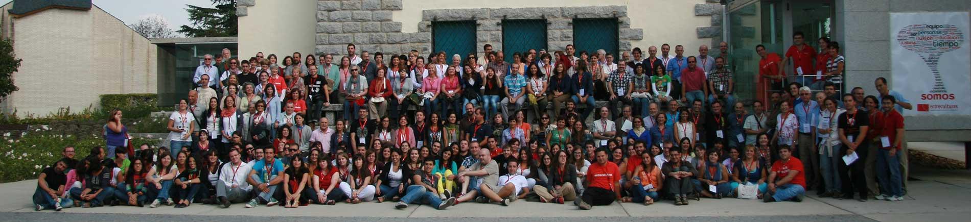 Encuentro nacional Entreculturas