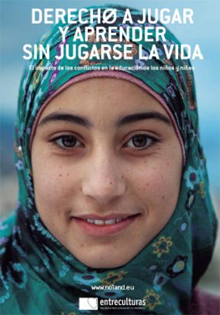 Informe sobre la realidad de los niños y niñas refugiados y desplazados