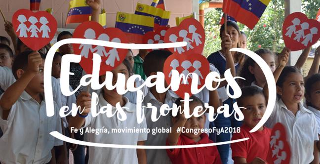 Congreso Fe y Alegría 2018