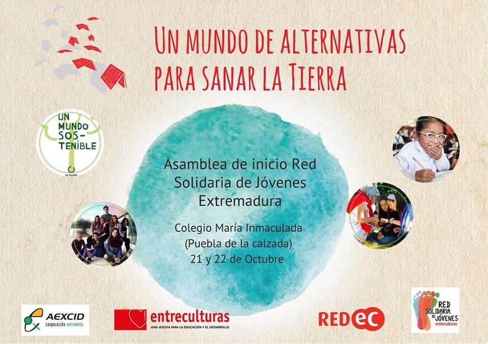 Asambleas de inicio de curso de la Red Solidaria de Jóvenes