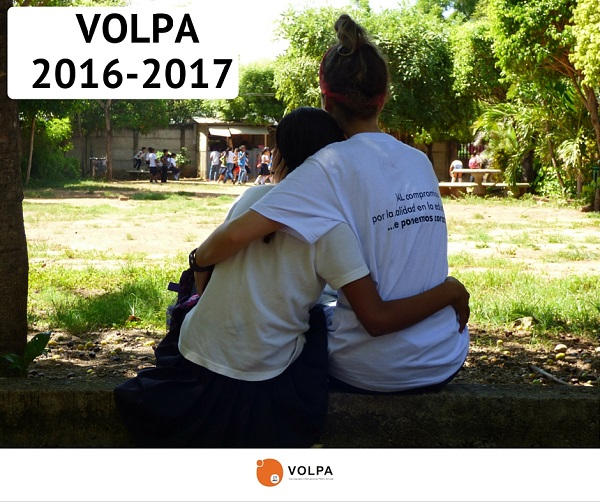 Convocatoria de voluntariado internacional: VOLPA 2016-2017