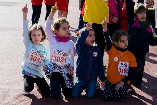 12.135 personas en 11 ciudades han participado en la 6ª Carrera Solidaria de Entreculturas