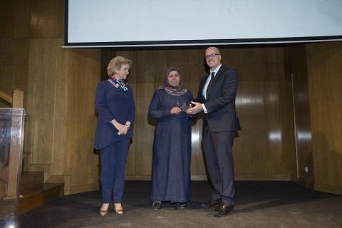 Entreculturas ha recibido el Premio ABC a mejor Proyecto Solidario por su iniciativa de apoyo educativo a población refugiada en Líbano