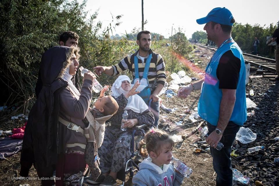 Fracaso de la Unión Europea para acoger inmigrantes y refugiados