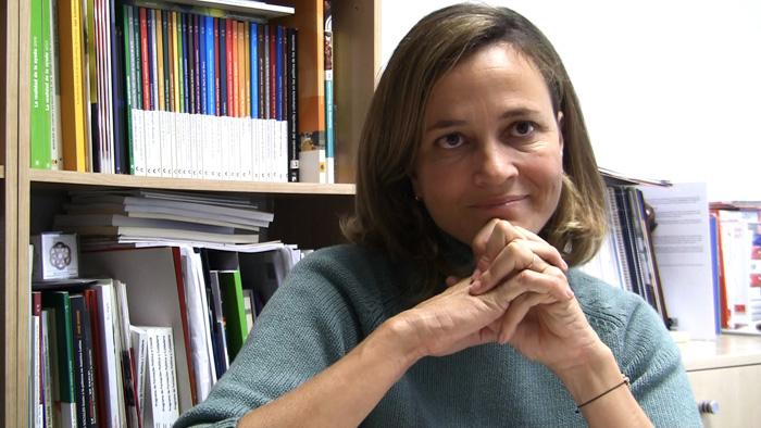 Amaya Valcárcel, Coordinadora Internacional de Incidencia Pública del Servicio Jesuita a Refugiados