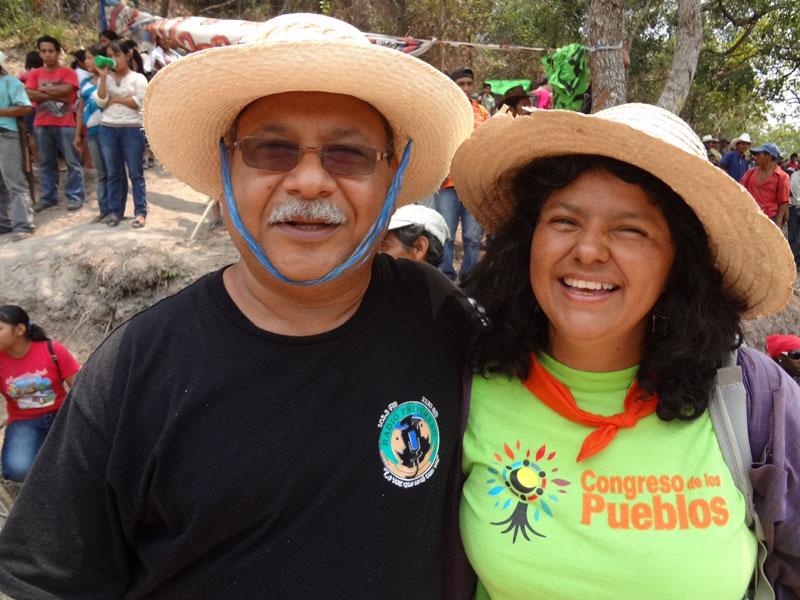 La Comisión Provincial del Apostolado Social (CPAS) ante el asesinato de Berta Cáceres