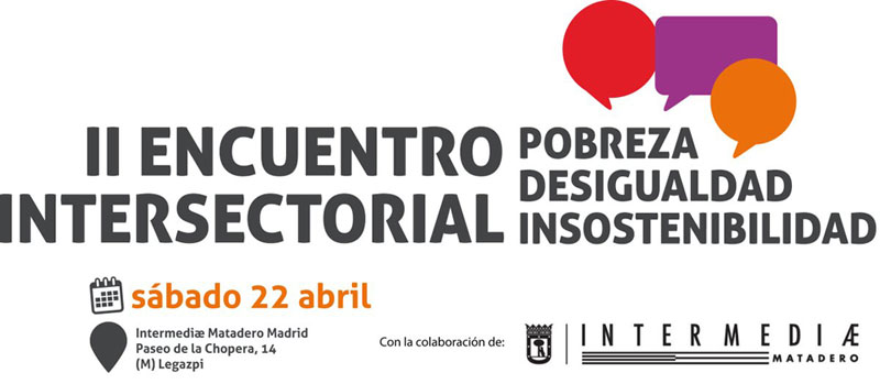 Participamos en el II Encuentro Intersectorial #FuturoEnComún
