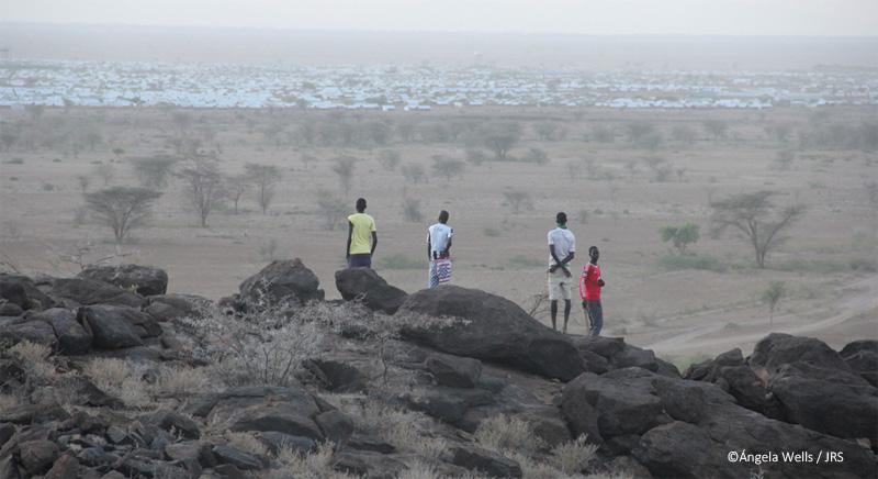 Kenia acoge a 600.000 refugiados y solicitantes de asilo en dos campamentos y en asentamientos urbanos