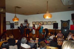 Concierto solidario en Salamanca por los niños soldado