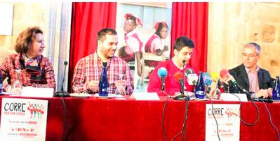 León correrá a favor de la educación para formar a jóvenes en Ecuador