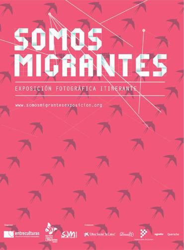 SOMOS MIGRANTES llega a CaixaForum Madrid