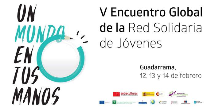V Encuentro Global Red Solidaria de Jóvenes