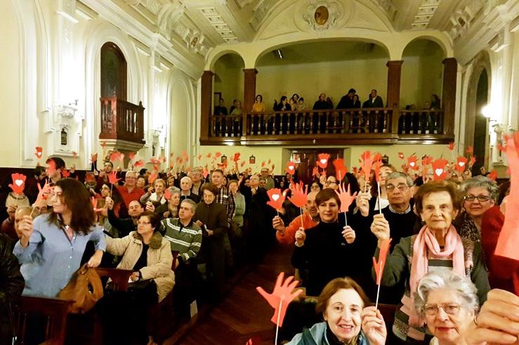 Concierto en Salamanca para denunciar la realidad de los menores soldado