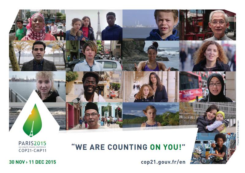 COP21: cumbre sobre el clima en París