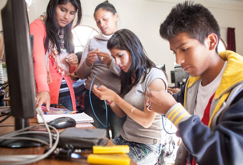 Educación técnica en Bolivia