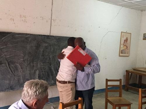 Fe y Alegría en Bolivia y Chad empiezan el año con nuevos directores