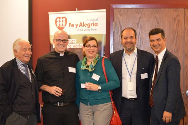 Daniel Villanueva SJ, Director de Entreculturas, en la Conferencia de Jesuitas de Estados Unidos