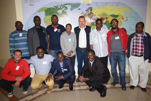Fe y Alegría se proyecta hacia nuevos horizontes en África