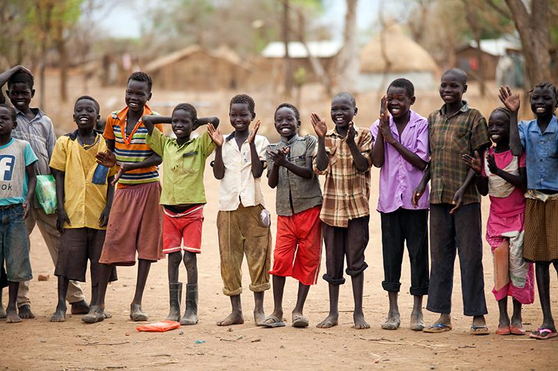 Seis años de independencia en Sudán del Sur: educamos para la reconciliación