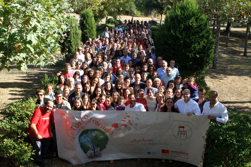 Entreculturas celebra su XVI Encuentro Anual