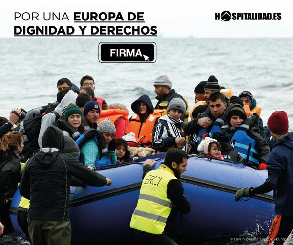 NO AL ACUERDO UE-TURQUÍA EN 4 PUNTOS