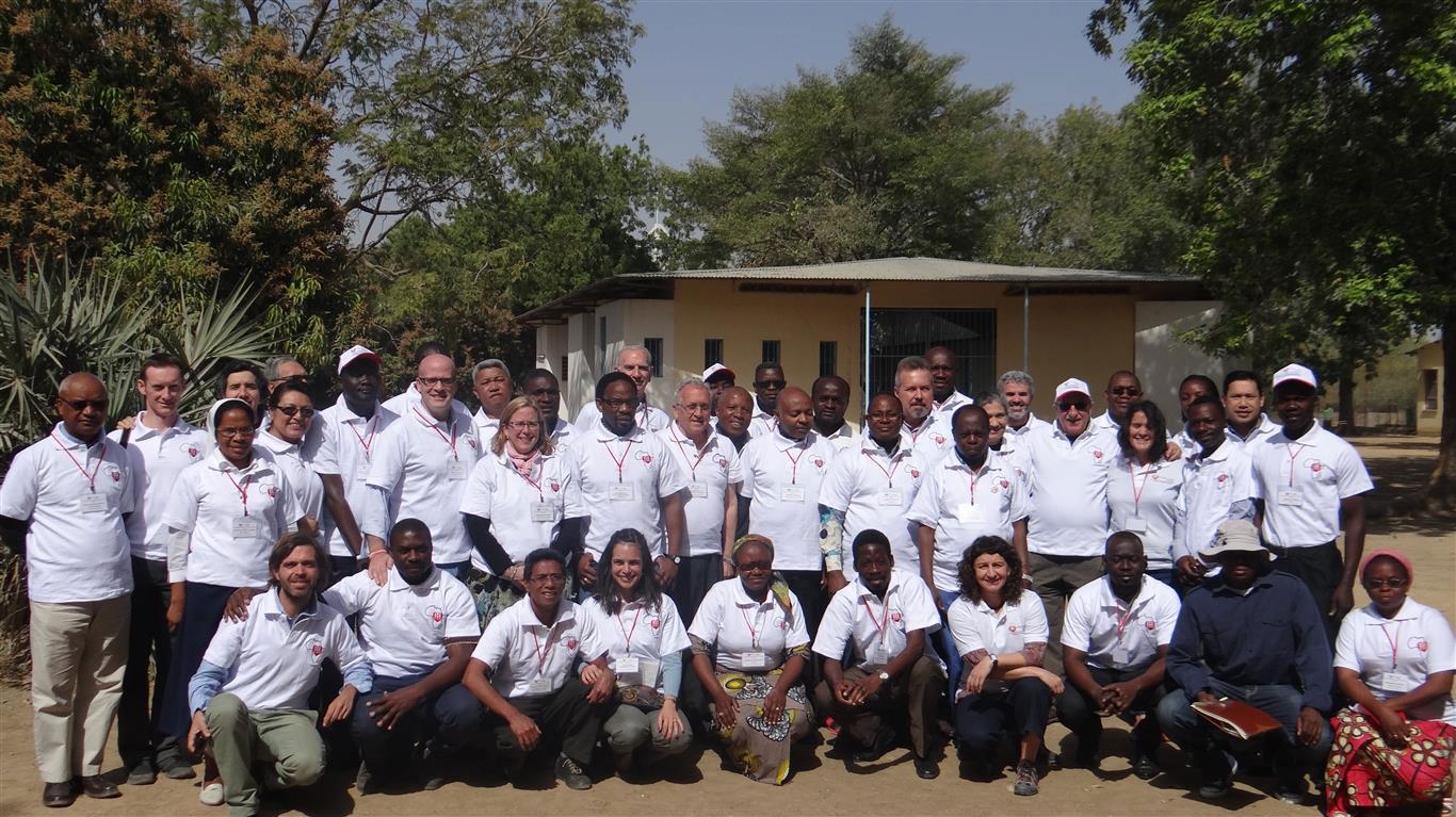 Finaliza el I Congreso Internacional de  Fe y Alegría África