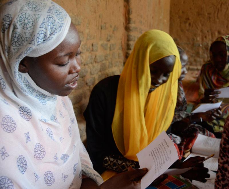 Tres nuevos colegios de Fe y Alegría Chad abren sus puertas