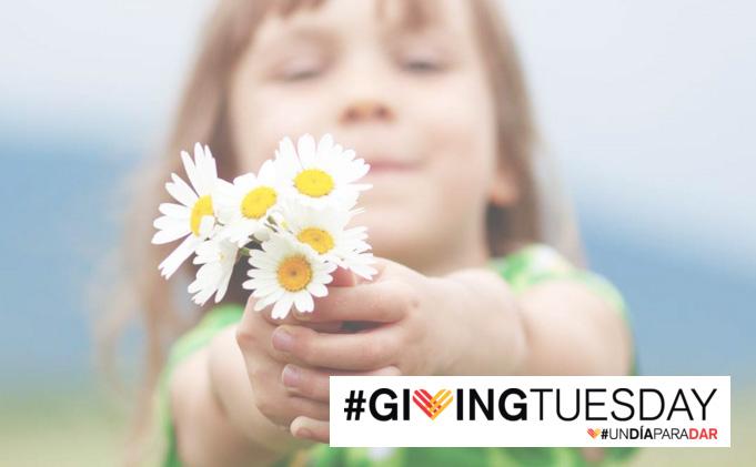 El próximo 1 de diciembre es el #GivingTuesday