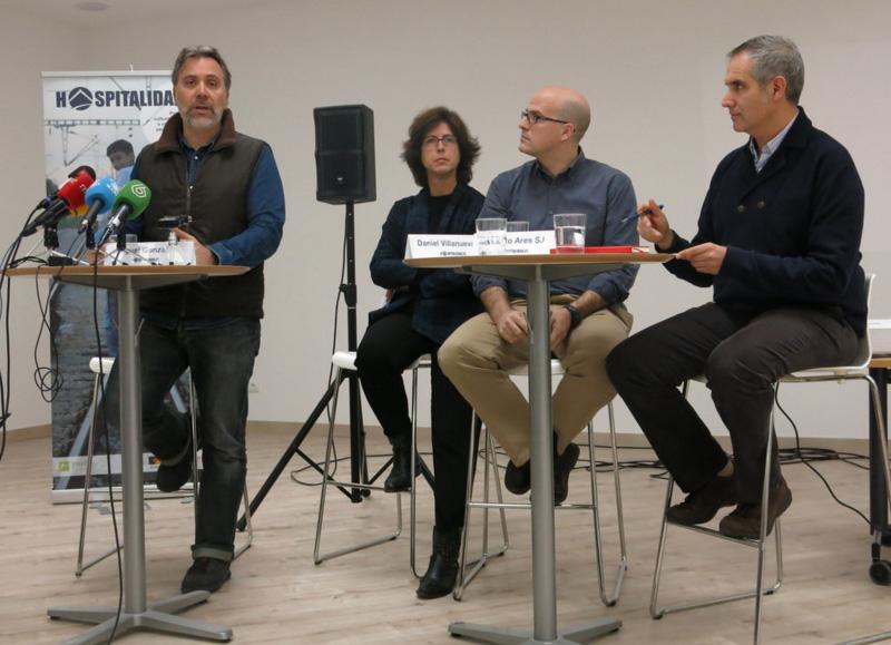 Rueda de prensa de presentación de la campaña Hospitalidad.es