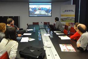 Puente solidario entre el sector lácteo gallego y productores artesanales peruanos
