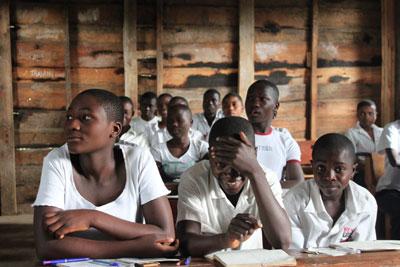 Atención integral a la población desplazada de Kivu Norte (RD Congo)