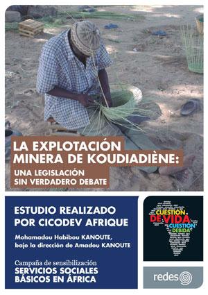 La explotación minera en Koudadiène (Senegal) y sus consecuencias sobre la población