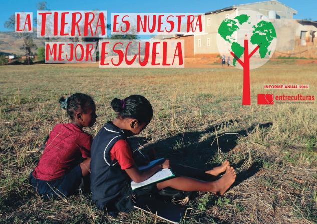 Entreculturas ONG Educación Informe Anual 2016