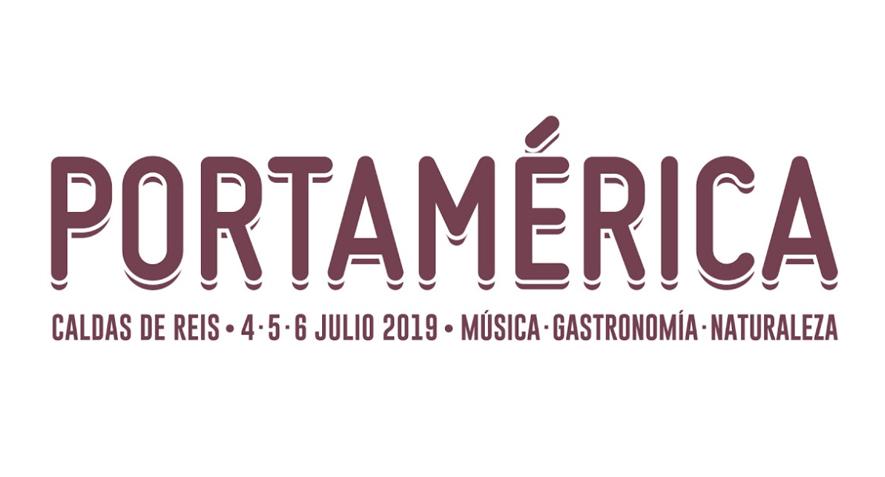 Logotipo festival PortAmérica 2019