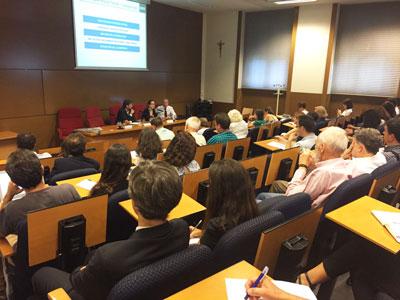 Presentación del informe 'La Información Fiscal en las Empresas del Ibex - 35'