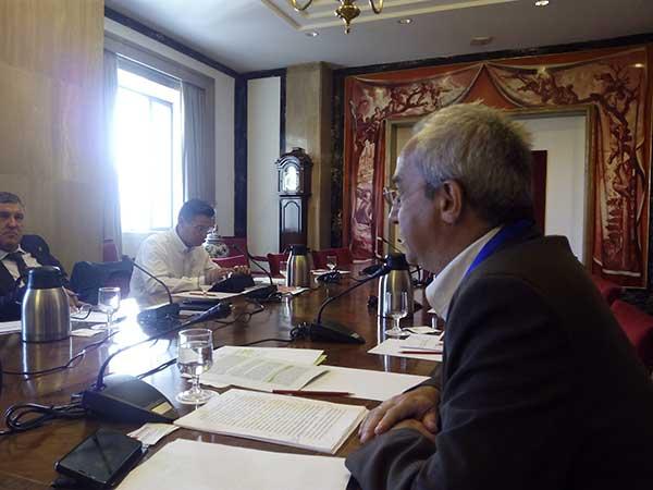 Nuestra comparecencia en el Congreso de los Diputados como expertos en educación