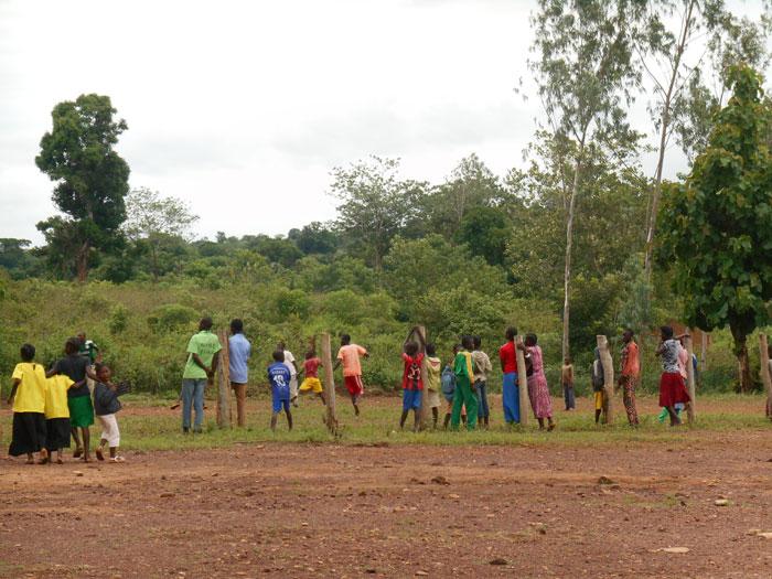 República Centroafricana: Nos unimos al Papa Francisco en su movilización por los menores soldados