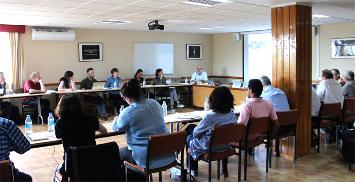 Entreculturas hospeda la reunión bianual de la Red Xavier para la respuesta global a emergencias humanitarias
