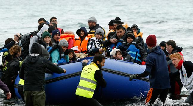 Tenemos 72 horas para actuar: no al pre acuerdo UE - Turquía