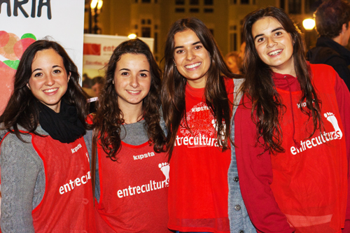 La Red Solidaria de Jóvenes de Entreculturas