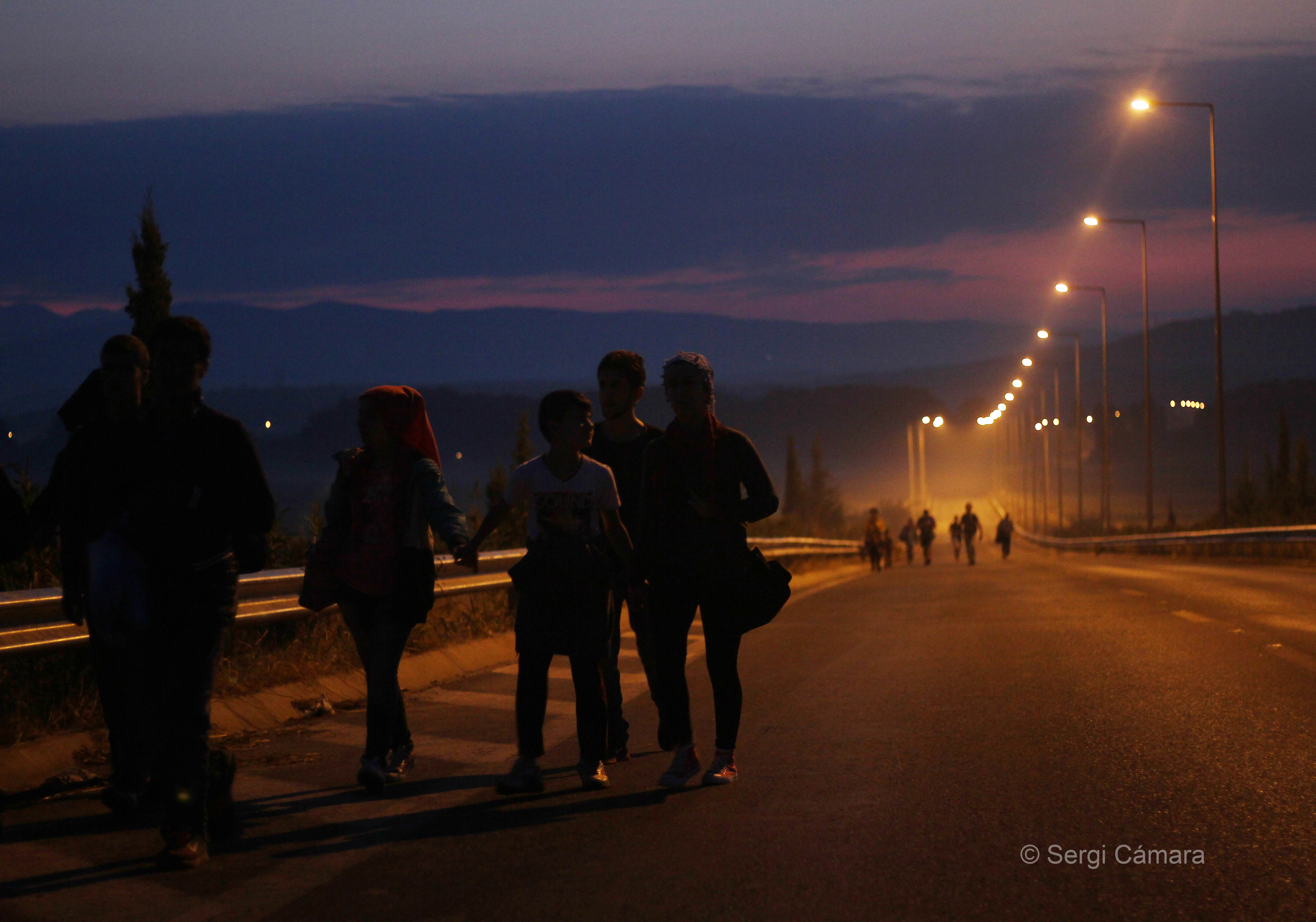 Las Obras Sociales de la Compañía de Jesús pedimos a España y a Europa que gestione las migraciones de una manera digna y humana
