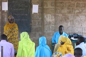 Sur Sudán educación