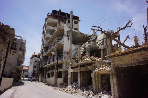 Siria: El Servicio Jesuita a Refugiados condena toda forma de violencia