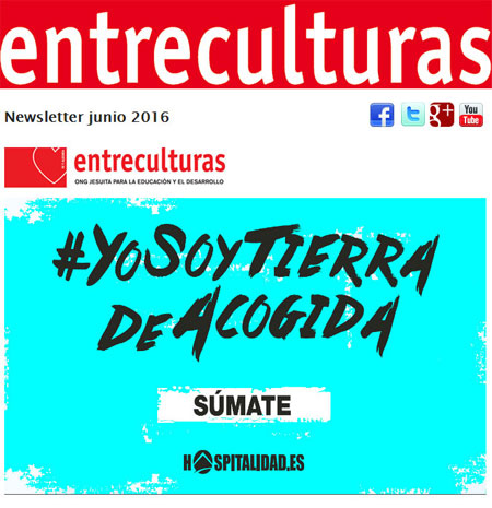 Newsletter junio 2016