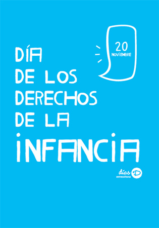 20 de noviembre Día de los Derechos de la Infancia