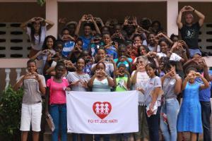 Treinta jóvenes haitianos y dominicanos participaron en el Primer Congreso Binacional de Fe y Alegría