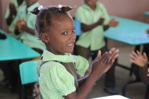 La escuela Fe y Alegría de Bedou (Haití) cumple 10 años