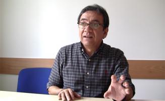 Oscar Rodríguez SJ, Director de la Universidad Indígena Ayuuk, en México