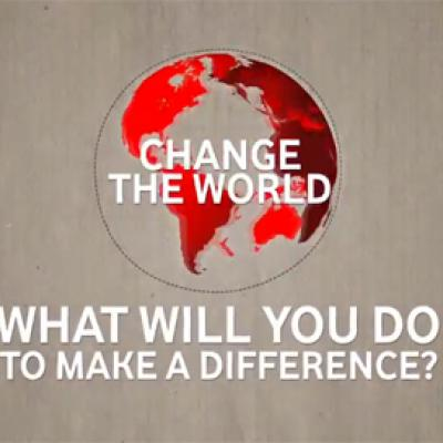 What will you do to make a difference?
